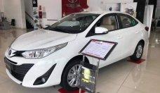 Bán Toyota Vios E năm sản xuất 2018, màu trắng, giá 554tr giá 554 triệu tại Tp.HCM