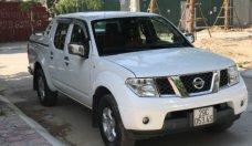 Cần bán Nissan Navara 2.5 MT đời 2011, màu trắng   giá 385 triệu tại Hà Nội