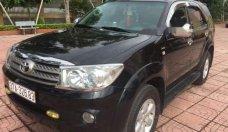 Cần bán lại xe Toyota Fortuner đời 2011, màu đen xe gia đình giá 640 triệu tại Nghệ An