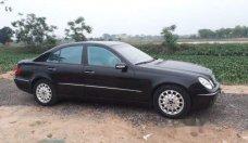 Bán xe cũ Mercedes E240 sản xuất 2003, màu đen, nhập khẩu như mới giá 255 triệu tại Hà Nội