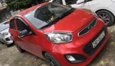 Cần bán gấp Kia Morning Van 1.0 AT sản xuất 2013, màu đỏ, nhập khẩu nguyên chiếc giá 258 triệu tại Hà Nội