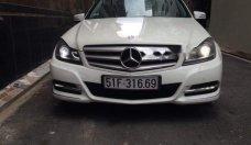 Bán Mercedes C200 đời 2011, màu trắng như mới  giá 630 triệu tại Tp.HCM