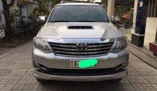 Bán xe Toyota Fortuner G sản xuất 2016, màu bạc giá cạnh tranh giá 895 triệu tại Bình Dương