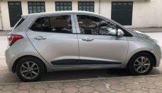 Bán chiếc xe Hyundai Grand I10 màu bạc, xe nhập Ấn đời 2015, biển Hà Nội giá 348 triệu tại Hà Nội