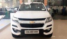 Bán Chevrolet Colorado đời 2018, màu trắng, nhập khẩu  giá 789 triệu tại Hà Nội