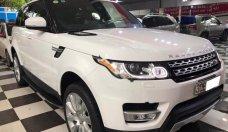 Bán LandRover Range Rover Sport HSE đời 2015, màu trắng, xe nhập giá 3 tỷ 800 tr tại Hà Nội