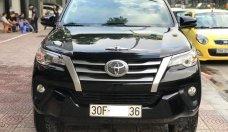 Bán xe Toyota Fortuner 2.4G 4x2MT đời 2018, màu đen, nhập khẩu giá 1 tỷ 111 tr tại Hà Nội