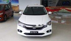 Bán Honda City đời 2018, màu trắng, mới 100% giá 599 triệu tại Tp.HCM
