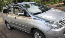 Cần bán xe Toyota Innova G sản xuất năm 2009, màu bạc số sàn, giá 368tr giá 368 triệu tại Tp.HCM