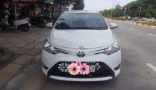 Bán xe Toyota Vios 1.5E MT đời 2016, màu trắng số sàn  giá 478 triệu tại Tp.HCM
