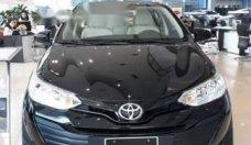 Cần bán xe Toyota Vios 1.5E đời 2018, màu đen giá 531 triệu tại Hà Nội