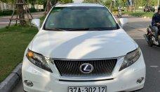 Bán xe Lexus RX 450H năm sản xuất 2009, màu trắng, nhập khẩu Mỹ giá 1 tỷ 480 tr tại Hà Nội