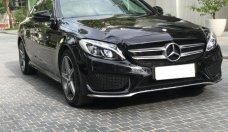 Cần bán lại xe Mercedes-Benz C300 class năm 2017 màu đen giá 1 tỷ 660 tr tại Hà Nội