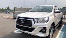 Bán Toyota Hilux 2.4E AT năm 2018, màu trắng, giá tốt giá 703 triệu tại Tp.HCM