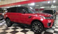 Bán ô tô LandRover Range Rover Sport HSE sản xuất năm 2018, màu đỏ, nhập khẩu nguyên chiếc giá 6 tỷ 764 tr tại Hà Nội