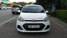 Cần bán xe Hyundai Grand i10 MT năm sản xuất 2015, màu trắng, nhập khẩu nguyên chiếc giá 285 triệu tại Hà Nội