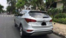 Bán Hyundai Santa Fe đời 2017, màu bạc  giá 1 tỷ tại Tp.HCM