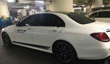 Cần bán xe cũ Mercedes E300 AMG CBU sản xuất 2017, màu trắng, nhập khẩu nguyên chiếc như mới giá 2 tỷ 690 tr tại Tp.HCM