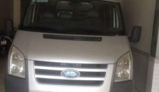 Cần bán xe Ford Transit năm sản xuất 2010, màu bạc, 337tr giá 337 triệu tại Tp.HCM