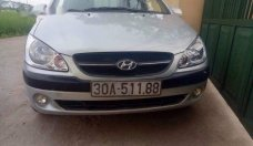 Cần bán gấp Hyundai Getz đời 2009, màu bạc, nhập khẩu giá cạnh tranh giá Giá thỏa thuận tại Hà Nội