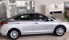Bán xe Hyundai Accent AT sản xuất năm 2018, màu bạc, giá chỉ 555 triệu giá 555 triệu tại Bình Dương