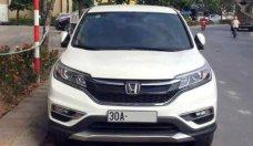 Bán xe cũ Honda CR V 2.0 AT năm sản xuất 2015, màu trắng giá 830 triệu tại Hà Nội