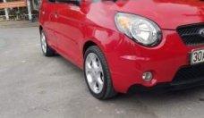 Bán Kia Morning SLX đời 2009, màu đỏ, nhập khẩu giá 247 triệu tại Hà Nội