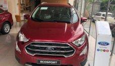 Cần bán Ford EcoSport Titanium 1.5AT đời 2018, màu đỏ  giá 616 triệu tại Tp.HCM