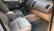 Bán lại xe Toyota Fortuner G đời 2010, màu bạc, chính chủ giá 605 triệu tại Hà Nội
