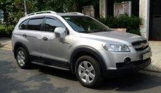 Cần bán xe Chevrolet Captiva đời 2007, màu bạc, 280tr giá 280 triệu tại Tp.HCM