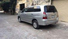 Bán ô tô Toyota Innova sản xuất 2013, màu bạc giá 540 triệu tại Hà Nội