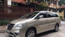 Cần bán gấp Toyota Innova 2.0EMT đời 2015 số sàn giá cạnh tranh giá 548 triệu tại Hà Nội
