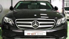 Bán Mercedes E250 đời 2016, ĐK 2017, màu đen giá 2 tỷ 120 tr tại Hà Nội
