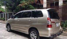 Bán Toyota Innova 2.0E năm sản xuất 2015, màu vàng, chính chủ giá 548 triệu tại Hà Nội