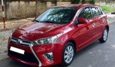 Cần bán Toyota Yaris G 2015, màu đỏ, xe nhập Thái, giá tốt giá 539 triệu tại Tp.HCM