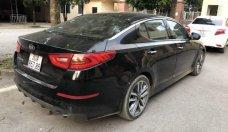 Bán Kia Optima đời 2015, màu đen, nhập khẩu nguyên chiếc chính chủ giá 760 triệu tại Hà Nội