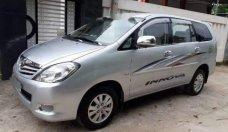Bán ô tô Toyota Innova G sản xuất 2009, màu bạc xe gia đình giá 387 triệu tại BR-Vũng Tàu