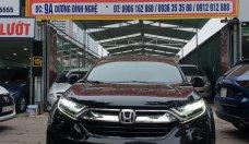 Bán ô tô Honda CR V đời 2018, màu đen, nhập khẩu nguyên chiếc giá 1 tỷ 268 tr tại Hà Nội