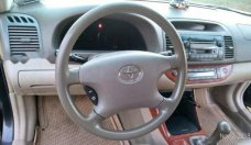 Bán Toyota Camry năm 2005, màu đen, 365tr giá 365 triệu tại Thái Bình