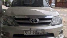 Bán Toyota Fortuner 2.7L SRS đời 2007, màu bạc, nhập khẩu nguyên chiếc số tự động, giá tốt giá 495 triệu tại Tp.HCM