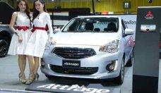 Cần bán Mitsubishi Attrage ECO MT sản xuất năm 2018, màu trắng, xe nhập giá 376 triệu tại Đà Nẵng
