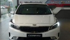 Bán ô tô Kia Cerato 1.6 AT đời 2018, màu trắng, giá tốt giá 589 triệu tại Hà Nội