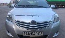 Bán Toyota Vios 1.5E sản xuất 2012, màu bạc chính chủ giá 334 triệu tại Hải Phòng