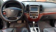 Cần bán Hyundai Santa Fe MLX năm sản xuất 2007, màu đen, xe nhập số tự động giá 480 triệu tại Hà Nội