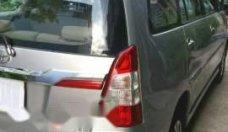 Cần bán xe Toyota Innova đời 2014, màu bạc đẹp như mới giá 560 triệu tại Tp.HCM