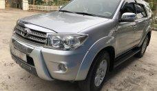 Bán xe Toyota Fortuner 2009, màu bạc giá 520 triệu tại Đồng Nai