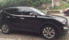 Bán Hyundai Santa Fe đời 2015, màu đen giá tốt giá 935 triệu tại Thái Nguyên