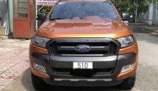 Cần bán Ford Ranger Wildtrak 2.2 đời 2017, xe nhập giá 725 triệu tại Tp.HCM