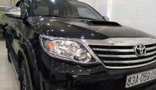 Bán ô tô Toyota Fortuner đời 2016, màu đen, giá 840tr giá 840 triệu tại Tp.HCM
