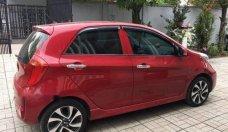Cần bán lại xe Kia Morning 2017, màu đỏ, giá tốt giá 326 triệu tại Tp.HCM